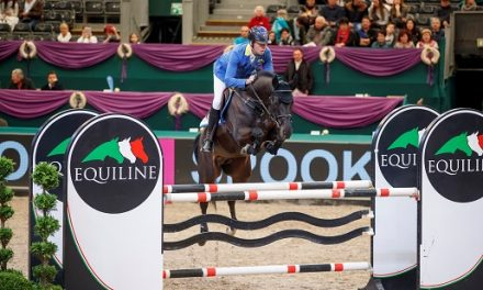 Equiline Youngster Cup – Solid Gold Z und Flash begeistern in Leipzig