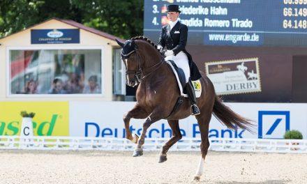 Derby-Sieg für Claire-Louise Averkorn