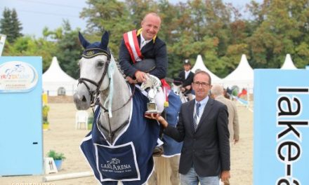 Lake Arena´s Equestrian Summer Circuit 2018 – Woche 04 – Freitag