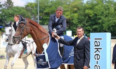 Equestrian Summer Circuit: Schlemmer und Raisch sorgen für Heimerfolge