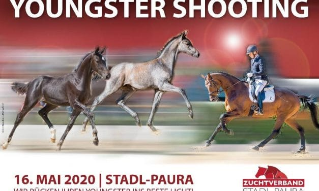 YOUNGSTER SHOOTING am 16. Mai 2020 im Pferdezentrum Stadl-Paura