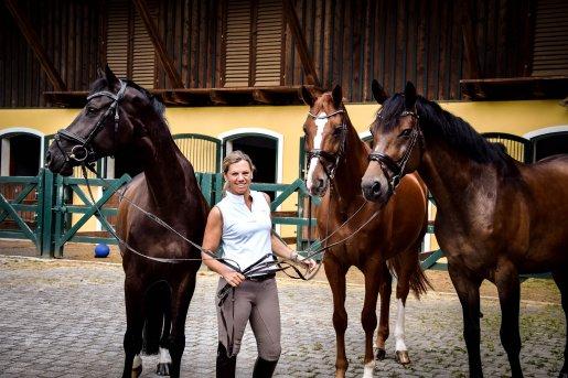 Neues zu Hause für Juliane Weyland – Dressurreiterin ist wieder zurück in Oberösterreich