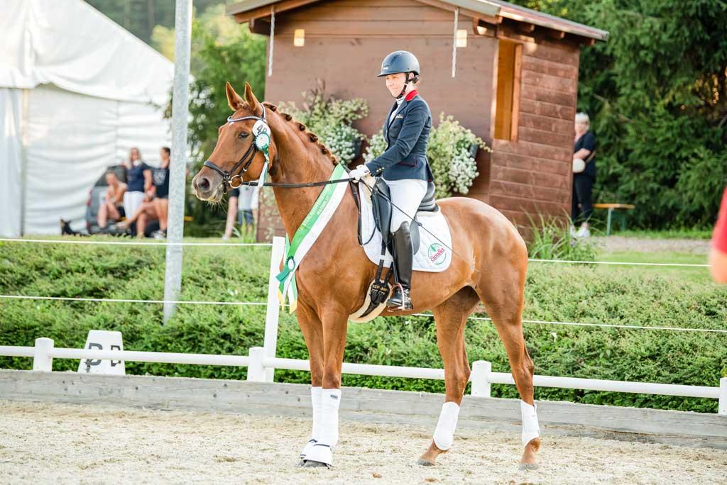 Ewalia's Rotkäppchen Landeschampionat